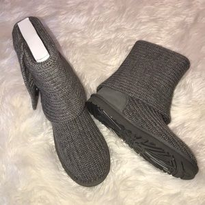 NIB UGG Classic Cardy Boots
